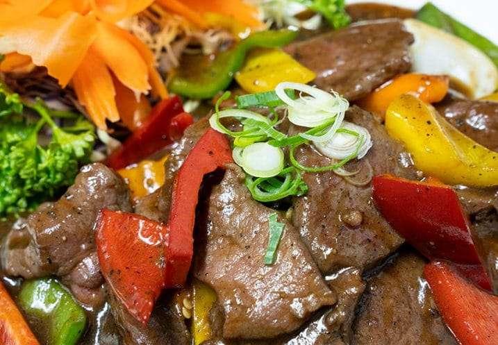 beef black pepper