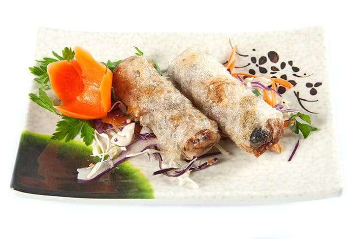 crystal spring roll