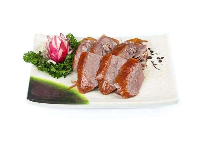 hong kong roast duck