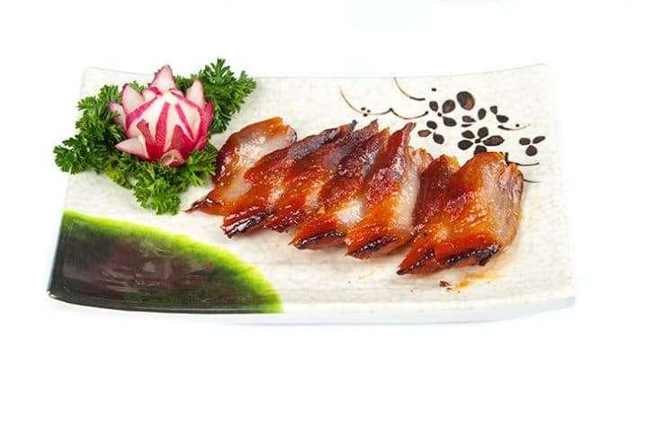 hong kong roast pork