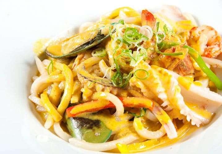 udon noodle