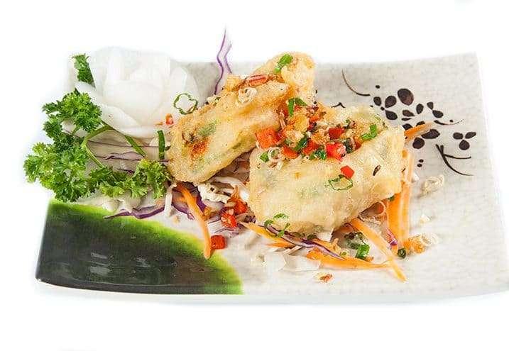zucchini seafood