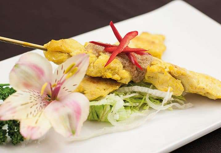 appetizer thai chicken