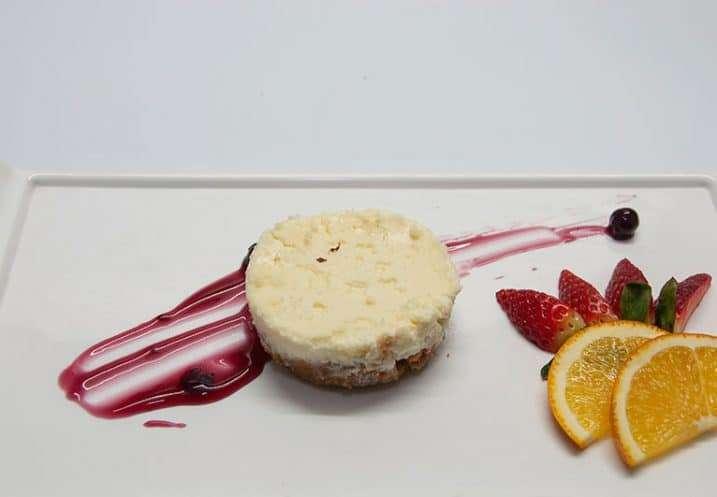dessert cheese tart