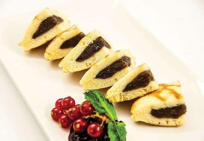 dessert jap pancake