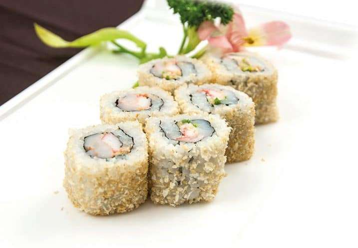 maki seafood deluxe