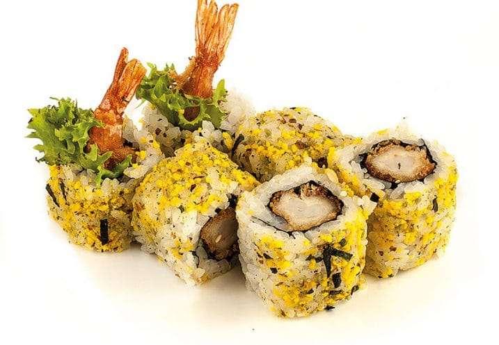 maki tempura prawn