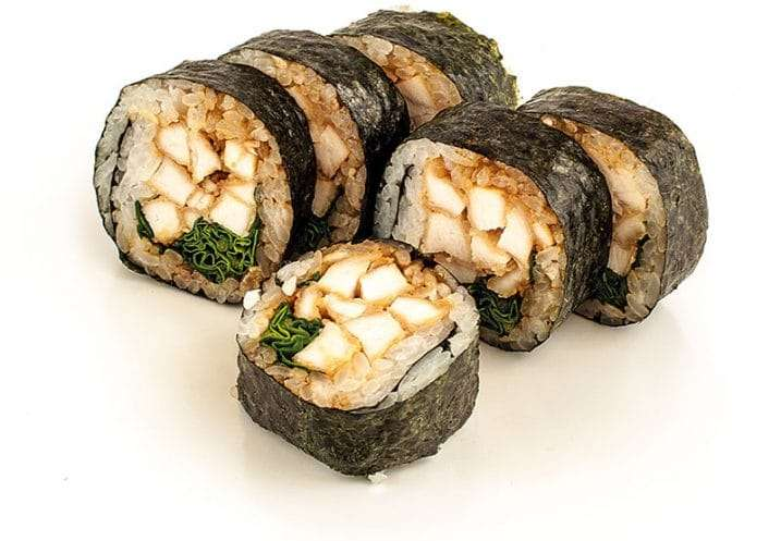 maki teriyaki chicken