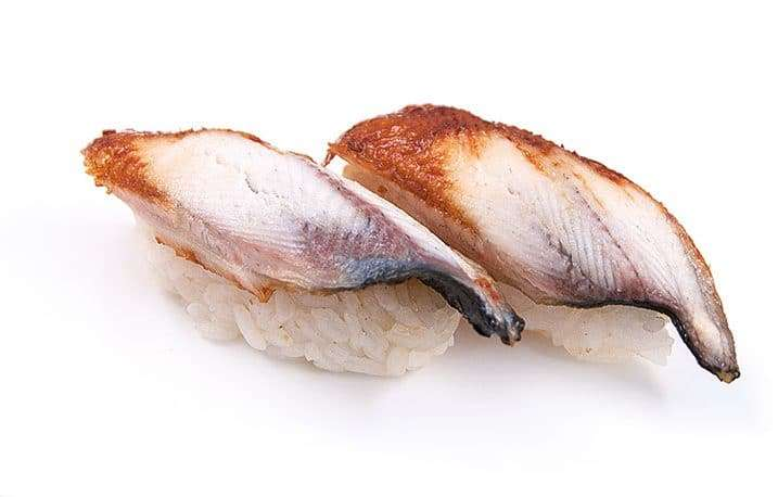 nigiri grilled eel