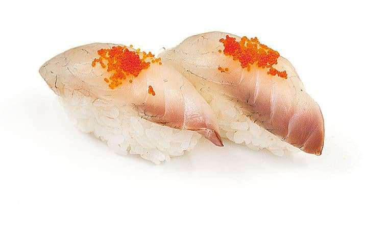 nigiri sea bream