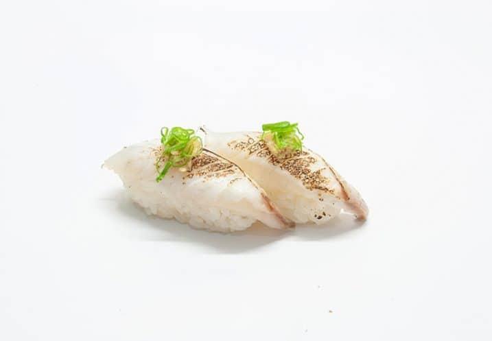nigiri squid