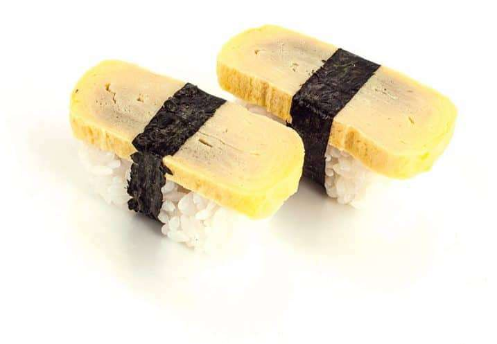 nigiri sweet egg
