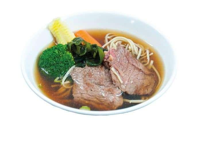 noodle beef soup