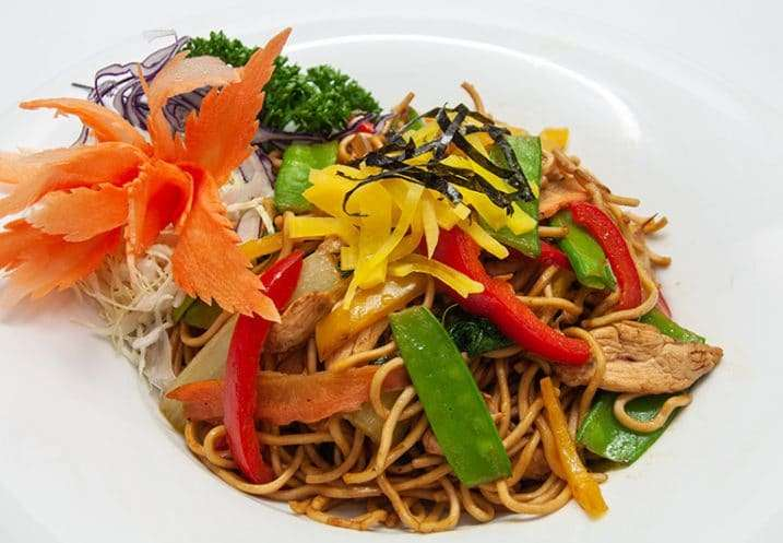 noodle yaki soba