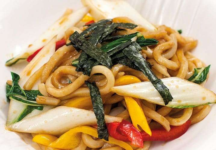 noodle yaki udon