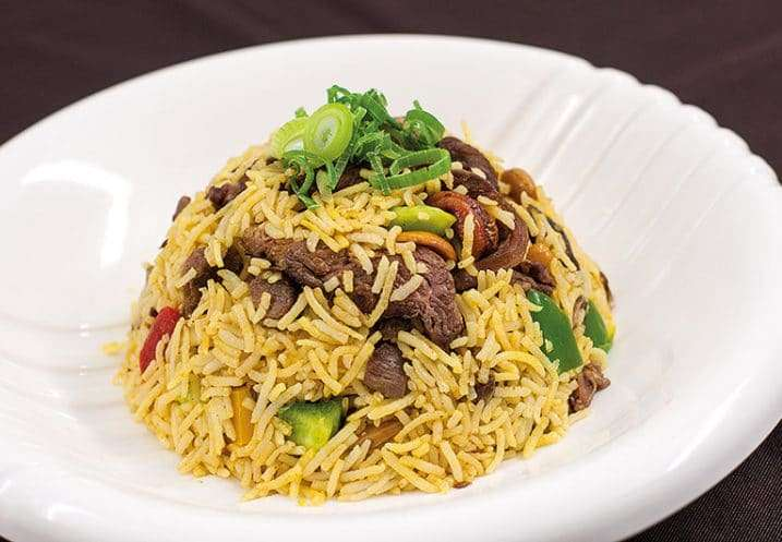 rice beef