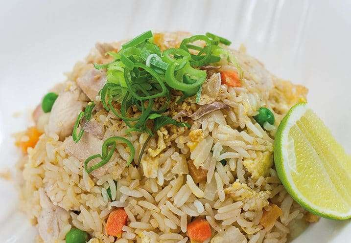 rice fried