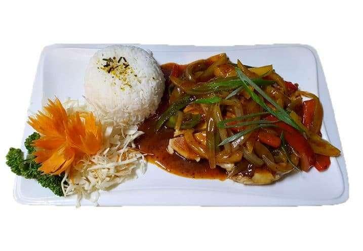 Chicken Tamarind